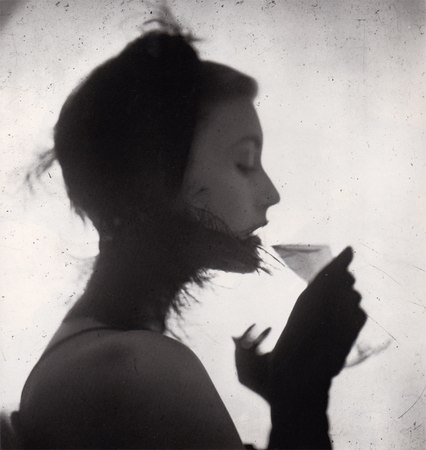 "Irving Penn ""Girl Drinking"""