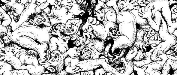 Robert Crumb karikatūros