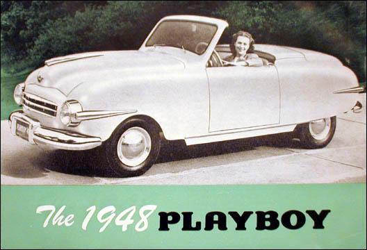 Playboy Motor Car 1948