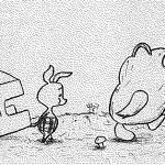 Kaip Mikė Pūkuotukas su Knysliuku vogė skardą nuo Transformerių