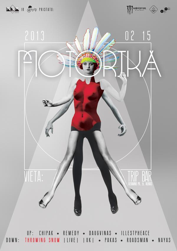 motorika poster