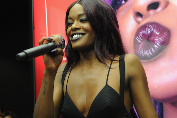 MAC Cosmetics Celebrates Fashion's Night Out With Exclusive Performance By Azealia Banks