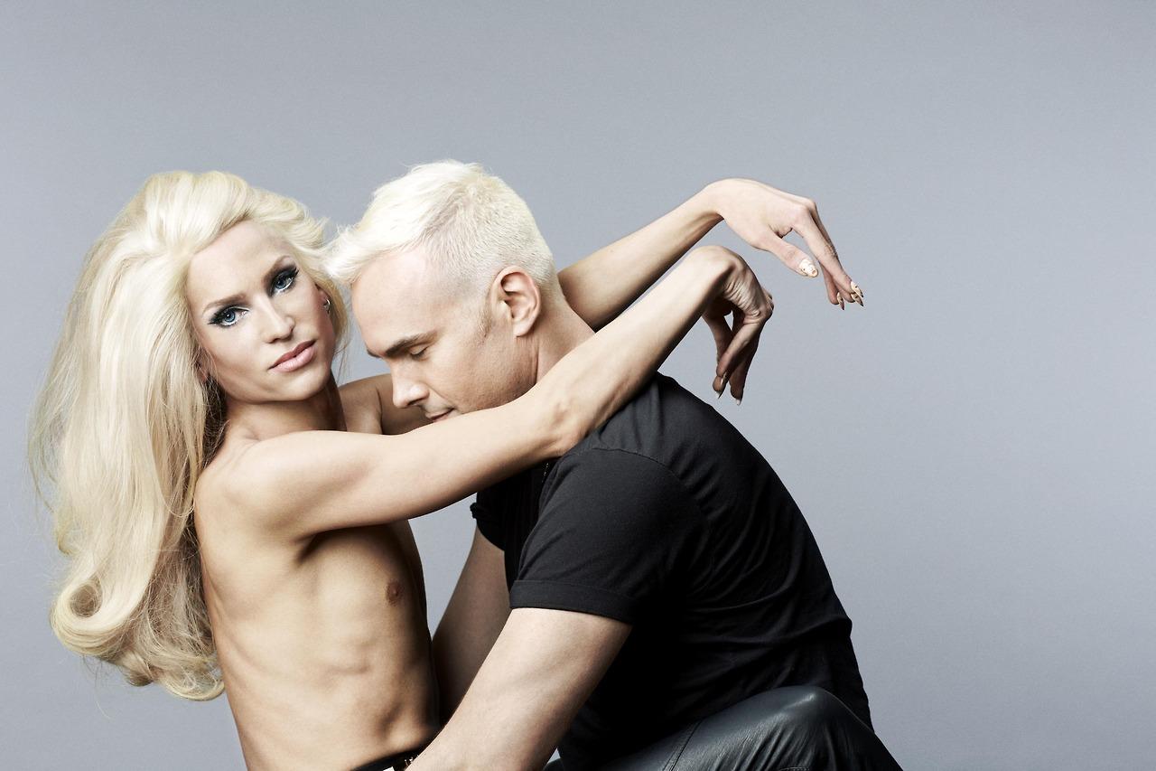 The Blonds by Danielle Levitt