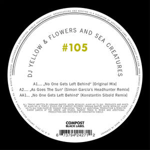 02 DJ Yellow and Flowers and sea creatures
