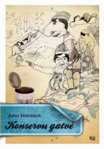 John_Steinbeck_-_Konservu_gatve