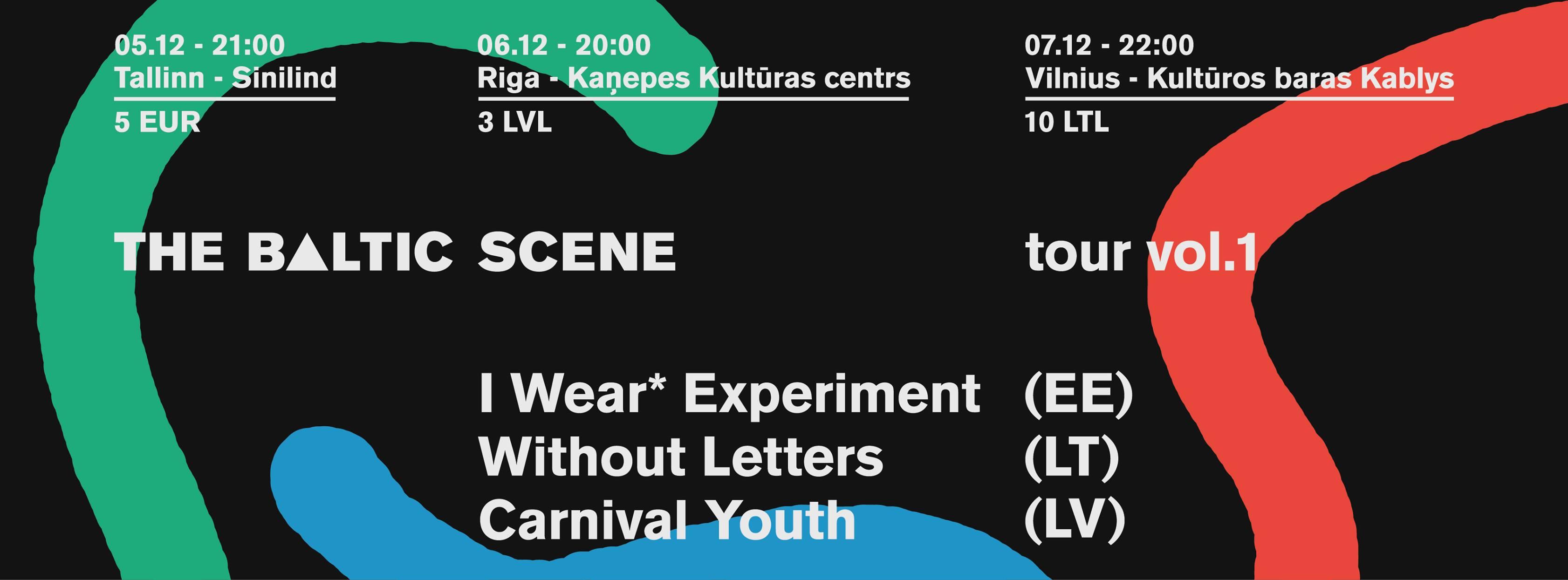 The Baltic Scene tour vol1