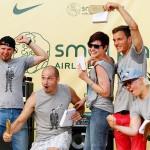 """Suru.lt badmintono rinktinė išspardė turnyro """"Vilniaus plunksna"""" storulių užpakalius"""