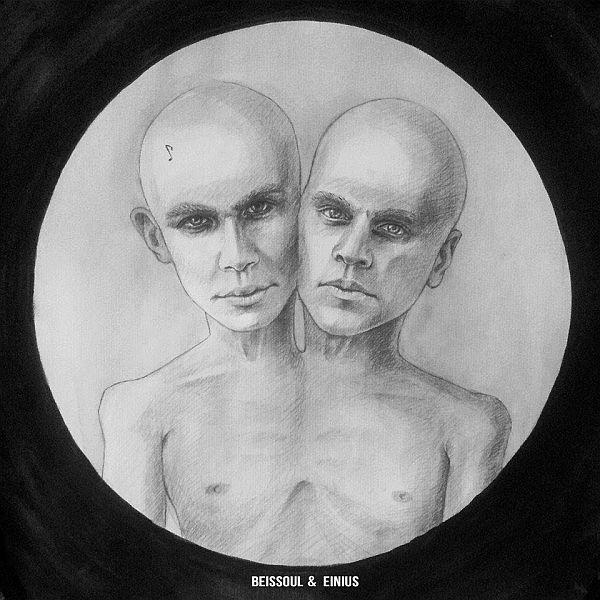 Beissoul_and_Einius_-_Laikas_Paikas_album_cover