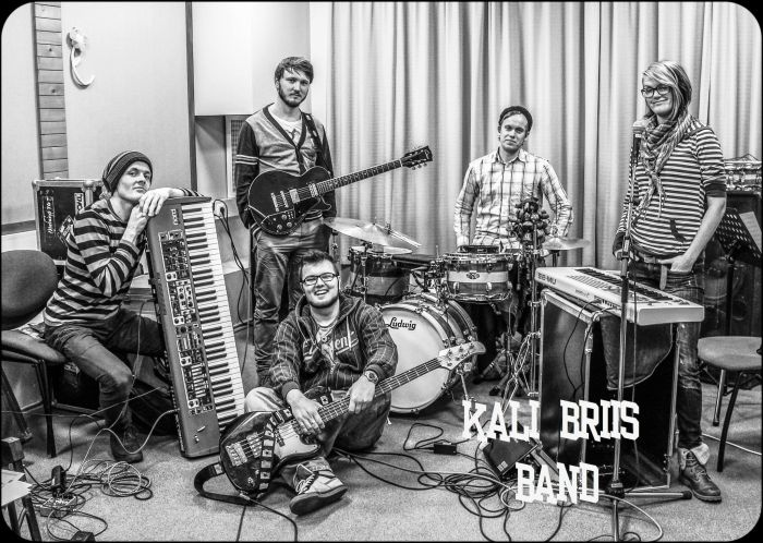 Kali_Briis_Band