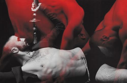 Arnaud Boursain by Damien Blottiere  Crush