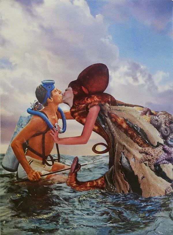 Javier_Pinon_-_2014_The Kiss of the Siren