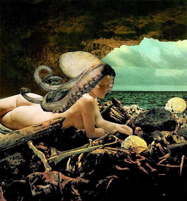 Javier_Pinon_-_2014_The Octopus's Lair