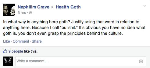 True Goth