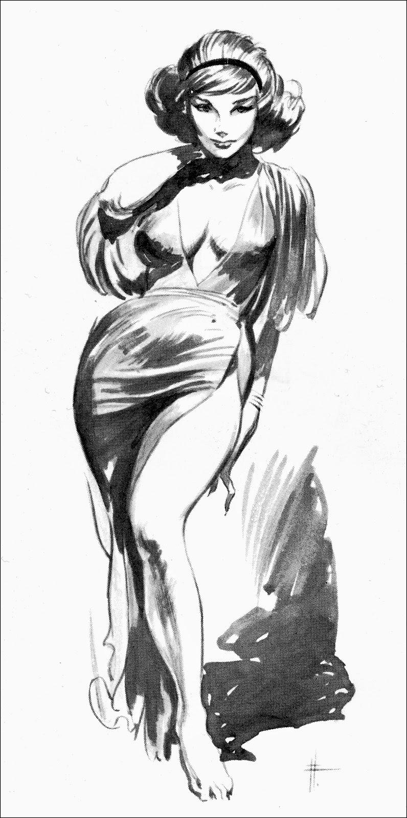 черно белые эротические комиксы № 38198  скачать