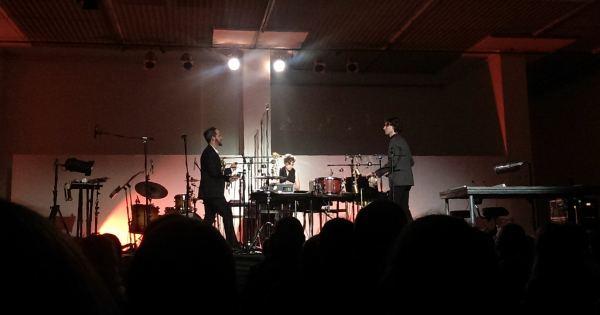 Speak Percussion at Gaida 2014