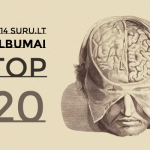 SURU.lt 2014 top 20 albumai