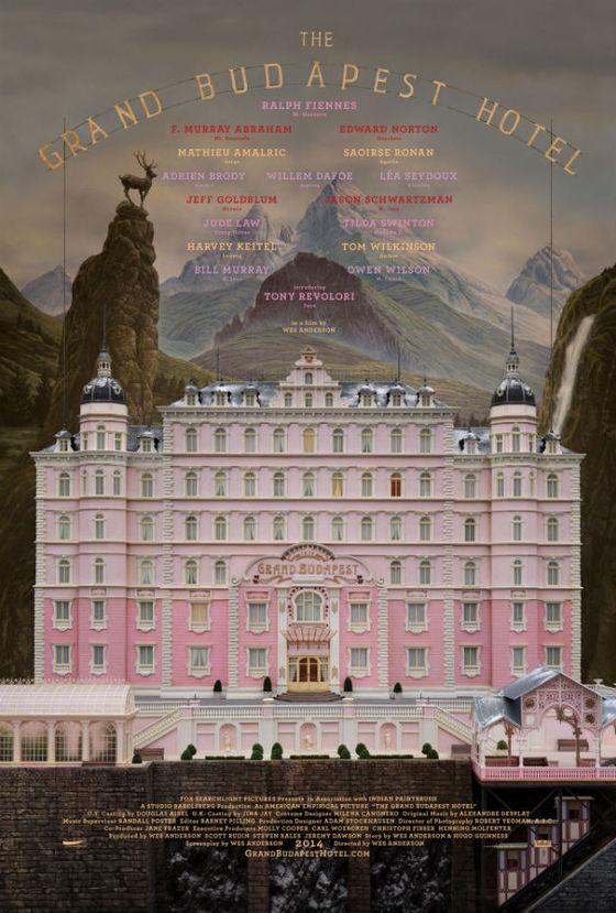 01 The Grand Budapest Hotel