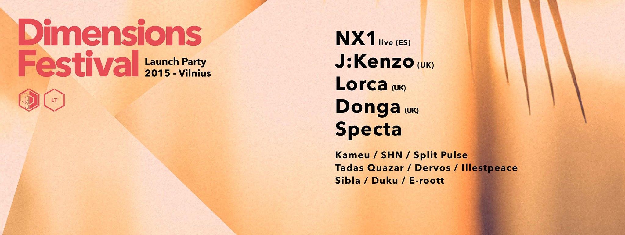 Dimensions_festival_launch_party Vilnius