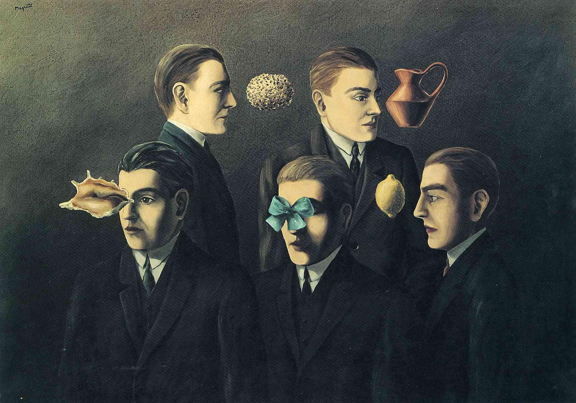 Rene Magritte 1928