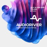 Du kvietimai į festivalį Audioriver dovanų
