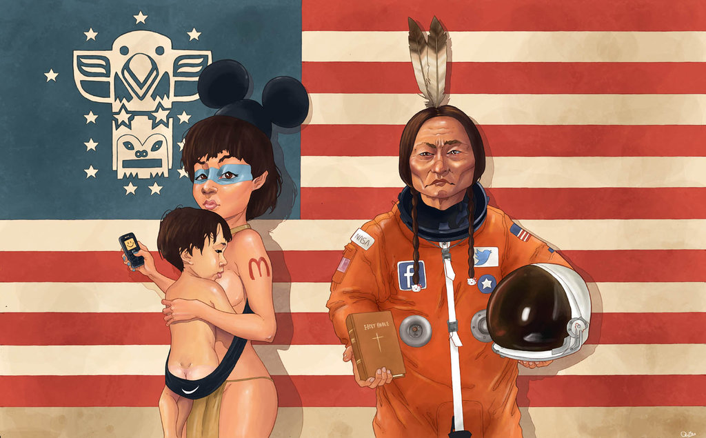 Luis_Quiles_-_we_re_all_living_in_amerika