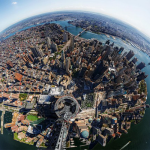 360 Degree View From New Yorks Tallest Building