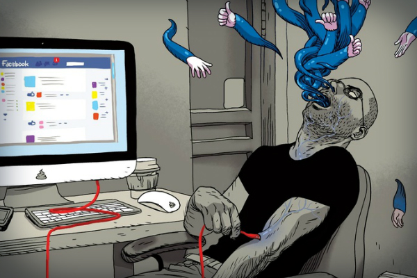 facebook likecoholic