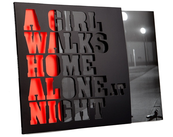 A Girl Walks Home Alone at Night_vinyl