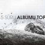 SURU.lt 2015 top 20 albumai