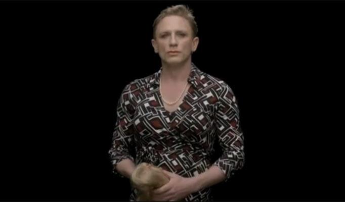 Daniel_Craig as a woman
