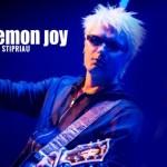 2 kvietimai į Lemon Joy koncertą dovanų