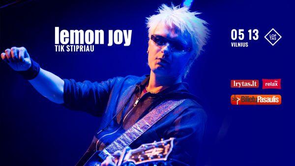 Lemon_Joy_-_tik_stipriau