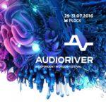 2 kvietimai į Audioriver 2016 dovanų