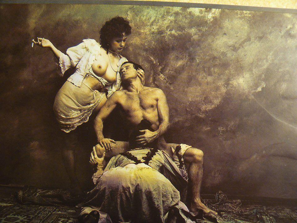 Erotic paintings of andrzej malinowski - 2 8